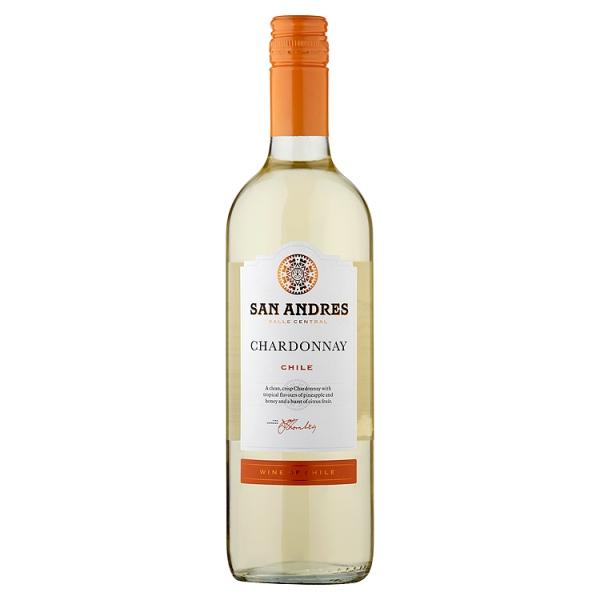 Chilean Chardonnay